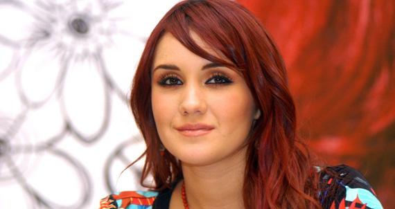 Show da cantora mexicana Dulce Maria no palco do Cine Joia Eventos BaresSP 570x300 imagem