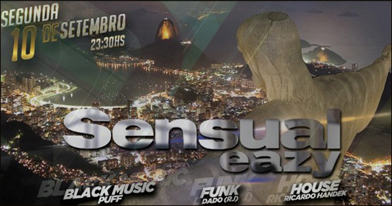 Acontece na segunda mais uma edição da Festa Sensual na Eazy Eventos BaresSP 570x300 imagem