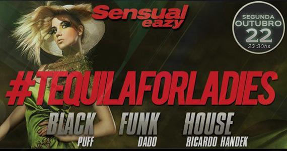 Acontece na segunda-feira a Festa #TequilaForLadies na Eazy  Eventos BaresSP 570x300 imagem
