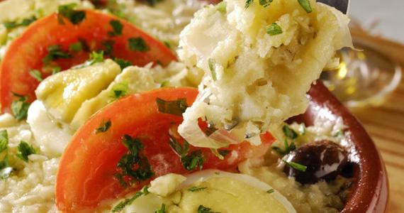 Elidio Bar, localizado na Mooca, oferece para o almoço delicioso Bacalhau Eventos BaresSP 570x300 imagem