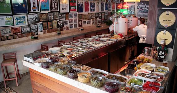 Happy Hour às Segundas no Elidio Bar, com chopp e acepipes Eventos BaresSP 570x300 imagem