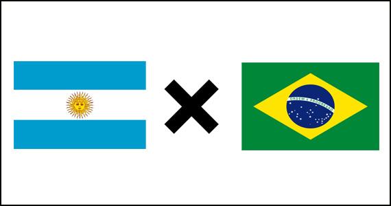 Happy Hour com transmissão do jogo entre Brasil x Argentina no Elidio Bar Eventos BaresSP 570x300 imagem