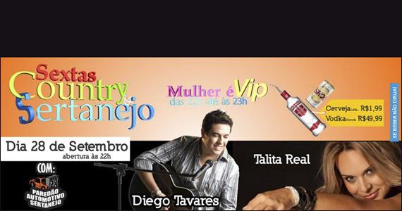 Sexta-feira é noite de sertanejo com convidados especiais no Estância Alto da Serra Eventos BaresSP 570x300 imagem