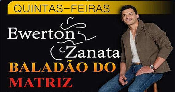 Baladão do Matriz com show de Ewerton Zanata no Bar Matriz Eventos BaresSP 570x300 imagem