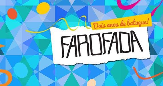 7º Farofada com shows de Melanina Carioca e outras atrações na Audio Club Eventos BaresSP 570x300 imagem