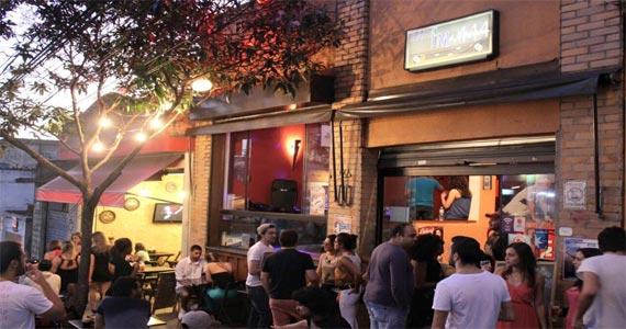 Bar FM 444 recebe o show da dupla Denner & Katherine no sábado a noite Eventos BaresSP 570x300 imagem
