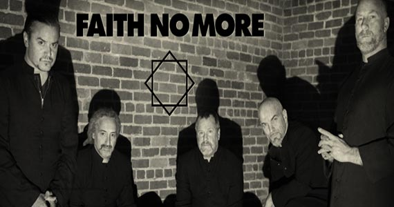 Banda Californiana Faith No More com o melhor do rock mundial no Espaço das Américas Eventos BaresSP 570x300 imagem