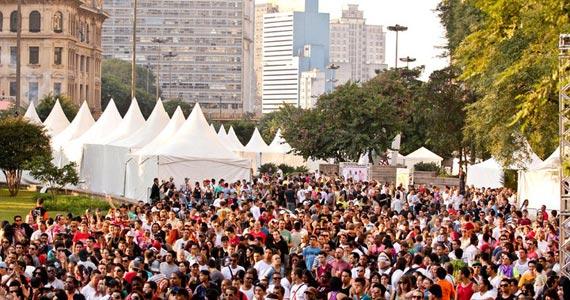 Feira Cultural LGBT com atrações e transmissão ao vivo no Vale do Anhangabaú Eventos BaresSP 570x300 imagem