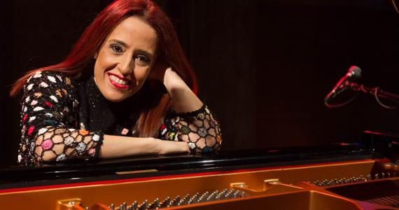Fernanda Porto se apresenta no SESC Santo André com show O Que A Voz da Vida Vem Dizer Eventos BaresSP 570x300 imagem
