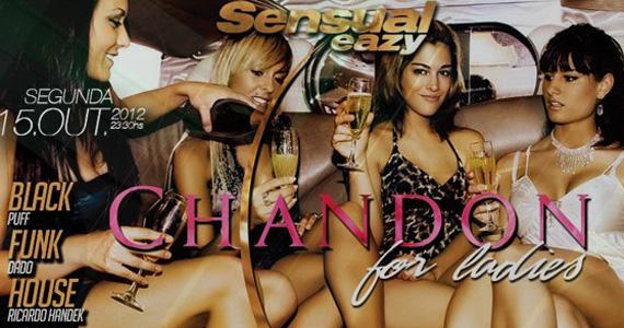 Eazy embala a noite de segunda-feira com a Festa Chandon For Ladies Eventos BaresSP 570x300 imagem