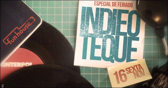 Na sexta-feira acontece a Festa Indieoteque na Funhouse Eventos BaresSP 570x300 imagem
