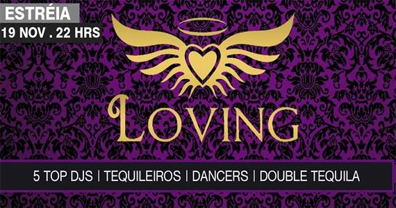 Festa loving é estréia na Imperial Club com muita música eletrônica Eventos BaresSP 570x300 imagem