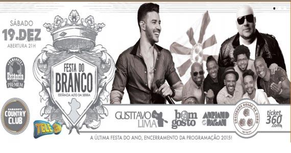 Gusttavo Lima e outras atrações comandam a Festa do Branco da Estância Alto da Serra Eventos BaresSP 570x300 imagem