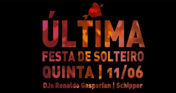 Dezoito Bar realiza a última Festa de Solteiro com  Dj Ronaldo Gasparin e Schipper Eventos BaresSP 570x300 imagem