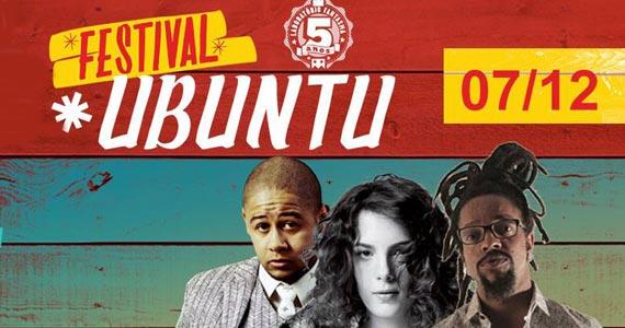 Festival Ubuntu com Emicida, Céu e Rael acontece neste domingo no Studio Verona  Eventos BaresSP 570x300 imagem