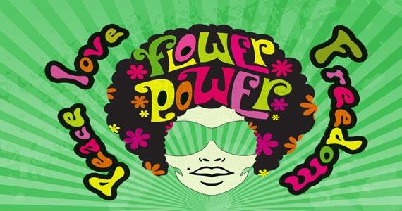 Festa Flower Power apresenta Esther Bauman e convidados no Panorama Eventos BaresSP 570x300 imagem