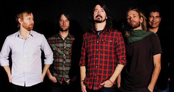 Foo Fighters com a turnê do álbum Sonic Highways no Estádio do Morumbi Eventos BaresSP 570x300 imagem