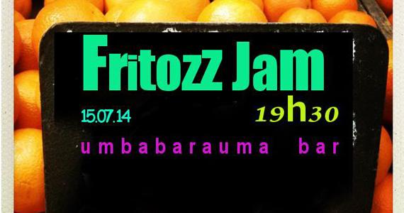 FritozZ Jam comanda a noite com muita música no Umbabarauma Bar na terça Eventos BaresSP 570x300 imagem