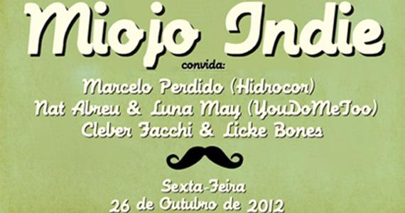 A Indieoteque traz a próxima edição da festa Miojo Indie Convida, na FunHouse Eventos BaresSP 570x300 imagem