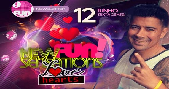 Fun!Love Hearts com o melhor do electro house na pista da Bubu Lounge Disco Eventos BaresSP 570x300 imagem