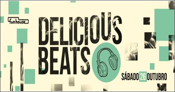 Funhouse apresenta no sábado a Noite Delicious Beat ao som das vertentes do rock- Rota do Rock Eventos BaresSP 570x300 imagem