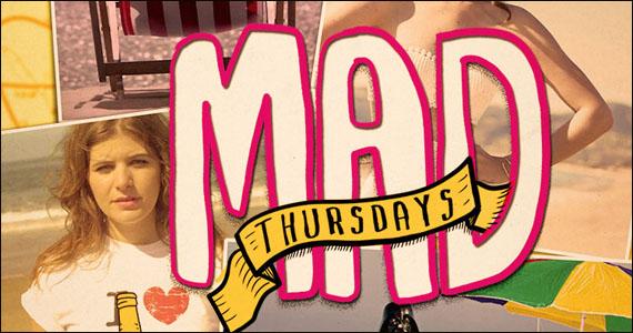 Nesta quinta-feira a Funhouse apresenta a Festa Mad Thursdays #7 Eventos BaresSP 570x300 imagem