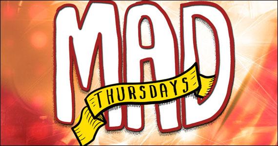 Funhouse embala a noite de quinta-feira com a Festa Mad Thursdays Eventos BaresSP 570x300 imagem