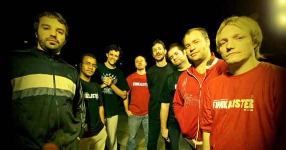 Apresentação da banda Funkalister no palco do Sesc Consolação Eventos BaresSP 570x300 imagem