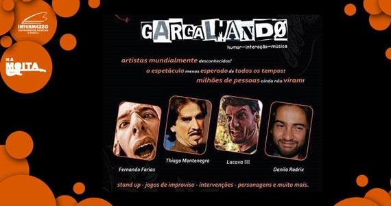 Espetáculo de stand up comedy Gargalhando acontece nesta terça no Na Mata Café Eventos BaresSP 570x300 imagem