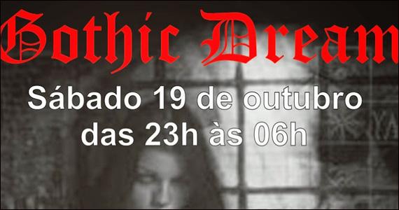 Aeroflith realiza no sábado a Noite Gothic Dream com DJs convidados - Rota do Rock Eventos BaresSP 570x300 imagem