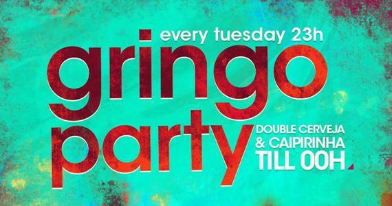 Lab Club recebe mais uma edição da festa Gringo Party para embalar a noite de terça-feira Eventos BaresSP 570x300 imagem