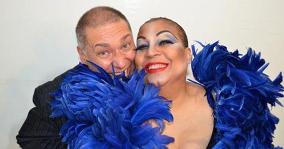 Pedro La Colina & Maria Alcina se apresentam no Bourbon Street Music Club Eventos BaresSP 570x300 imagem