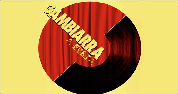 The Week recebe Festa de lançamento de CD Virtual da Festa Gambiarra Eventos BaresSP 570x300 imagem