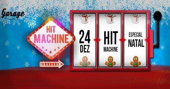 Garage Club realiza a Festa Hit Machine de Natal na quinta Eventos BaresSP 570x300 imagem