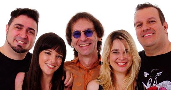 Garagem Rock Band se apresenta nesta sexta-feira no St. George's Pub com muito rock'n'roll Eventos BaresSP 570x300 imagem