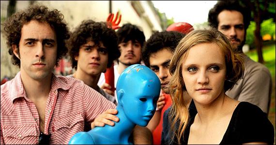 Show da banda Garotas Suecas e BigBang no palco do Sesc Belenzinho Eventos BaresSP 570x300 imagem