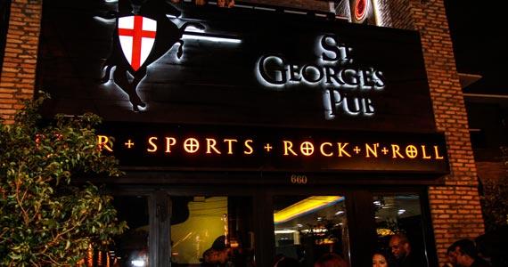 St George's Pub promove St Patrick's Day fora de época com muitas atrações Eventos BaresSP 570x300 imagem