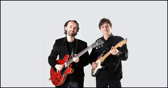 Marcos Ottaviano & Kiko Moura se apresenta palco do Gillans Eventos BaresSP 570x300 imagem