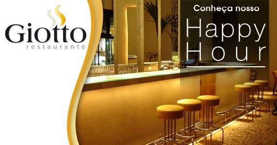 Restaurante Giotto oferece descontraído happy hour no bairro de Moema Eventos BaresSP 570x300 imagem