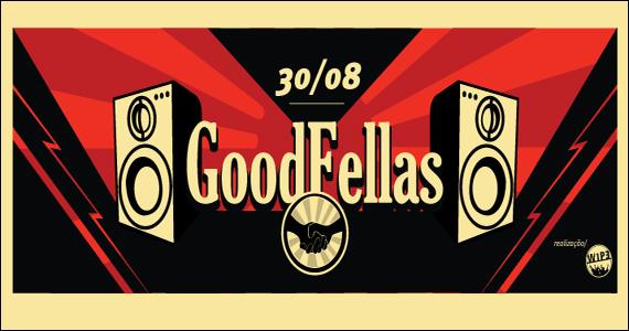 Festa GoodFellas agita noite de sexta-feira no Estudio Emme Eventos BaresSP 570x300 imagem