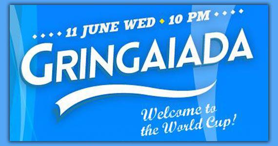 Festa Gringaiada dá o pontapé inicial para a Copa do Mundo com DJs convidados no Estádio do Morumbi Eventos BaresSP 570x300 imagem