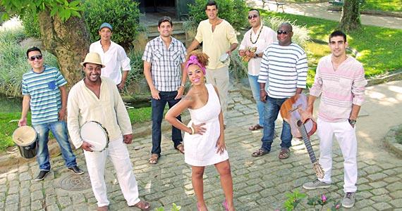 Traço de União com o grupo carioca Samba da Arruda e Dayse do Banjo Eventos BaresSP 570x300 imagem