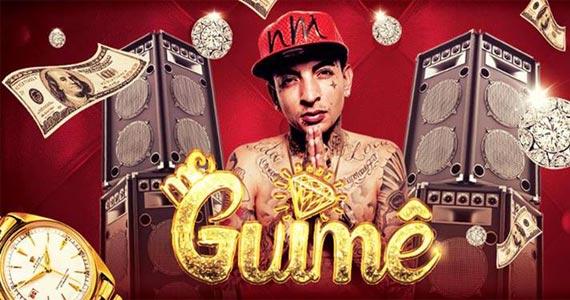 MC Guimê canta sucessos no palco do Coração Sertanejo na quarta feira Eventos BaresSP 570x300 imagem