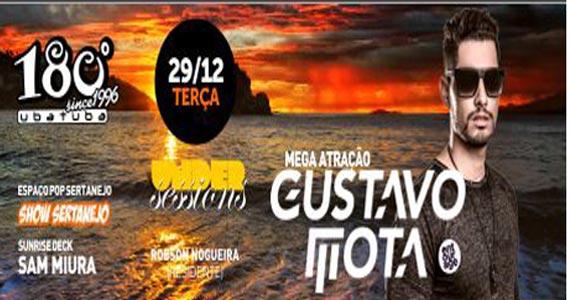 DJ Gustavo Mota anima a noite do 180 Graus Ubatuba Eventos BaresSP 570x300 imagem