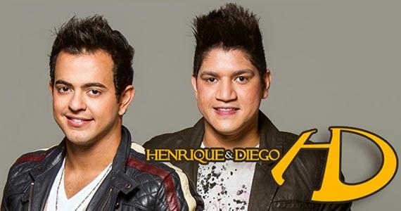 Dupla Henrique & Diego cantam sucessos da música sertaneja no palco do Country Beer Eventos BaresSP 570x300 imagem