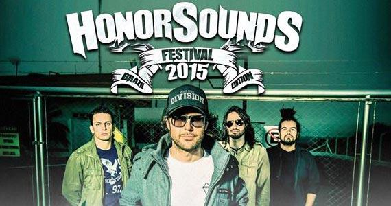 Honorsounds Festival apresenta Reação em Cadeia tocando muito rock na Clash Club Eventos BaresSP 570x300 imagem