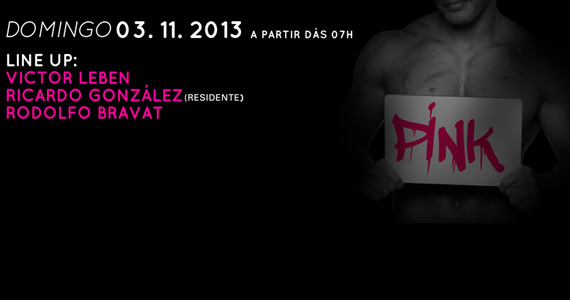 After Hours Pink neste domingo na Hot Hot com DJs convidados Eventos BaresSP 570x300 imagem