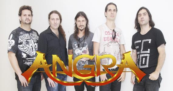 Angra celebra 20 anos do álbum Angels Cry no HSBC Brasil neste domingo Eventos BaresSP 570x300 imagem