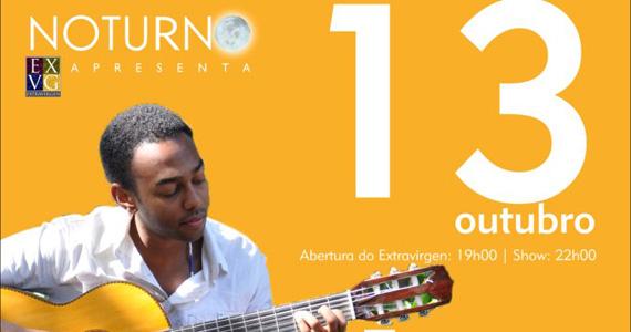 Igor Damião realiza show no restaurante Extravirgen Eventos BaresSP 570x300 imagem