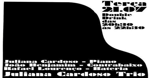 Igrejinha Bar promove o Igrejazz apresentando Juliana Cardoso Trio Eventos BaresSP 570x300 imagem